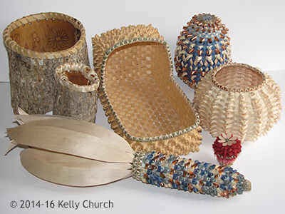 kelly church baskets