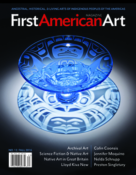 First American Art Magazine No. 12, Fall 2016