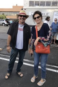 Kevin and Valerie Pourier
