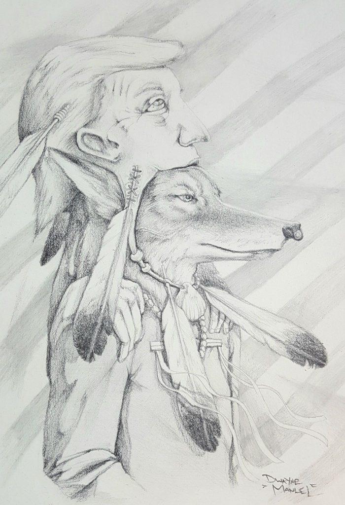 Coyote Dwayne Manuel