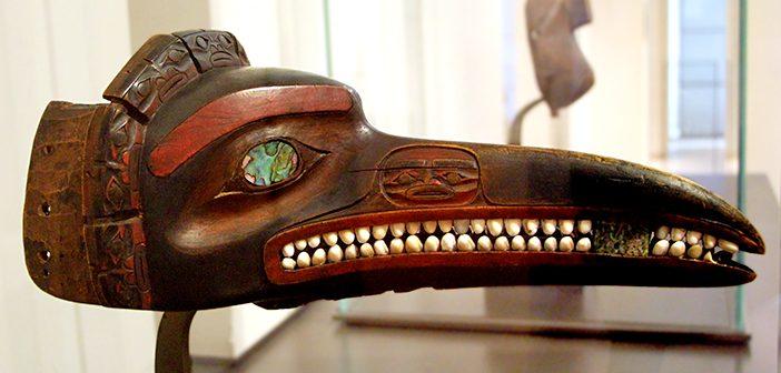Tsimshian Mask