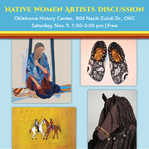 Oklahoma Native Women Artists Discussion