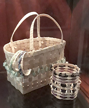 Heather Cox basketry
