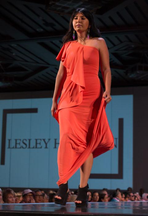 Lesley Hampton