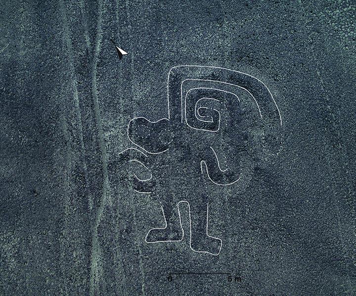 Nazca geoglyph