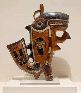 Nazca ceramic vessel