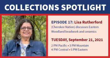 Lisa Rutherford on Collections Spotlight