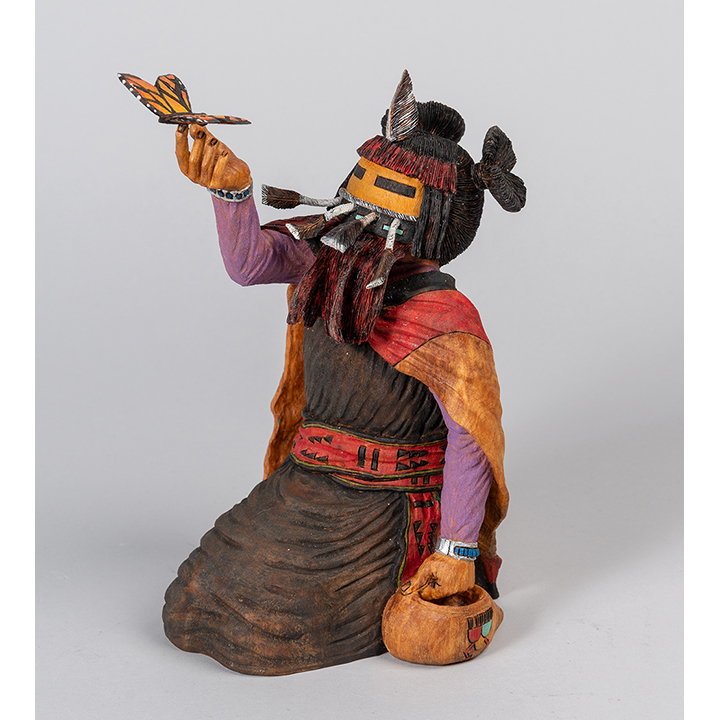 VIM Pueblo Wooden Carvings: Ronald Honyumptewa