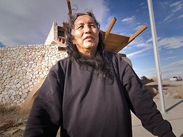 Ben Aleck Pyramid Lake Paiute