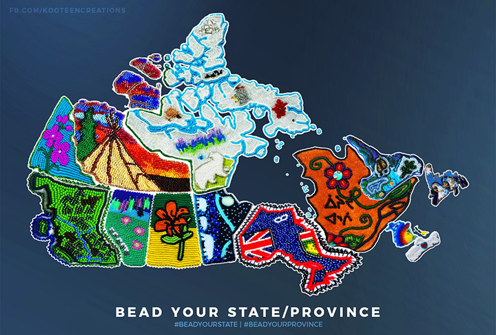 Bead your Province