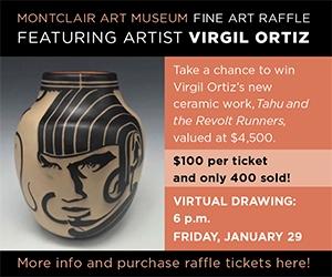 Montclair Art Museum Virgil Ortiz Raffle