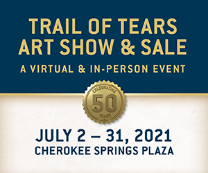 CNCT Trail of Tears Art Show 2021